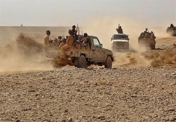 نبرد شدید در شمال و شرق مأرب و فروپاشی نیروهای ائتلاف سعودی